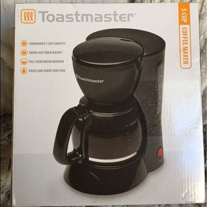Toastmaster coffee maker